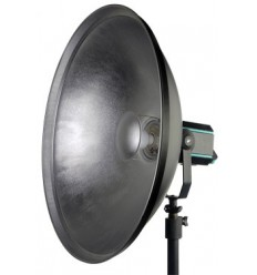 E056 - Beauty dish - Reflector Softlight - Zilver ø700mm - QZ-70
